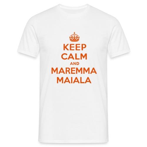 keepmaremma - Maglietta da uomo
