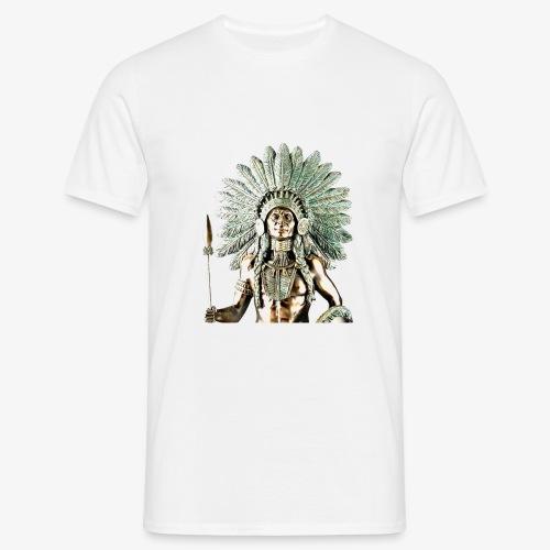 Sioux Warrior - Camiseta hombre