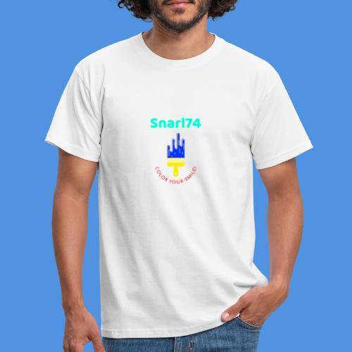Paint - Maglietta da uomo