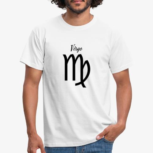 Virgo Sternzeichen T-Shirt - Männer T-Shirt