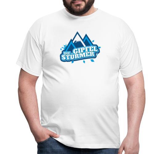 Die Gipfelstürmer LOGO - Männer T-Shirt