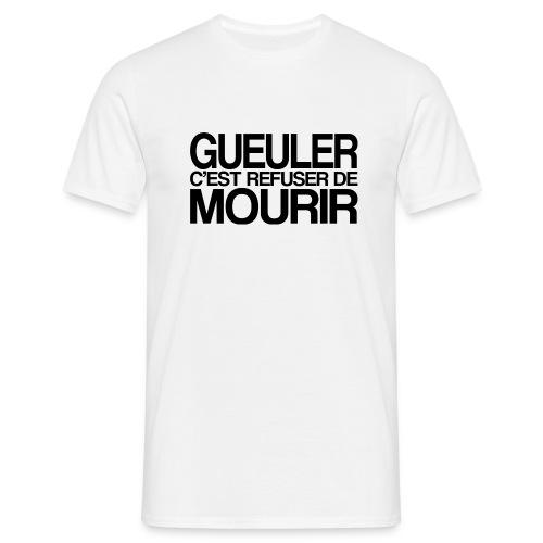GUEULER - T-shirt Homme