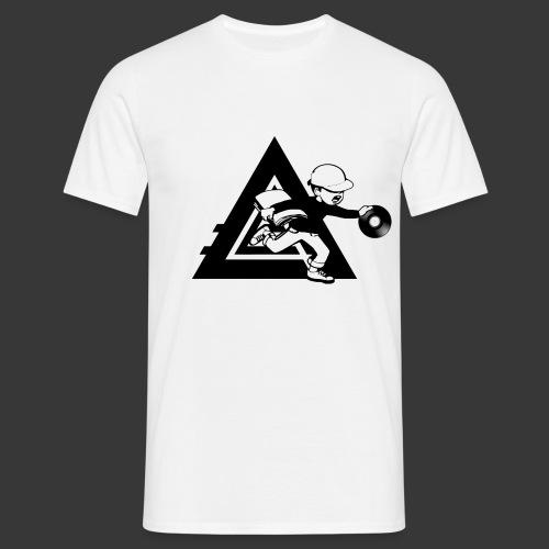 The Empire Kid - white - Men's T-Shirt