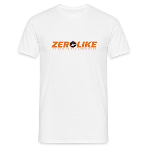 ZeroLike Style - Maglietta da uomo