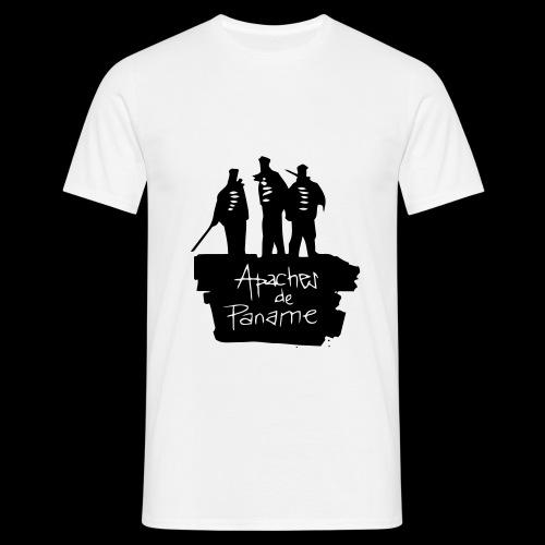 Apaches de Paname - T-shirt Homme