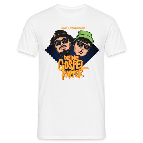 Deine Gospel Rapper Heads - Männer T-Shirt