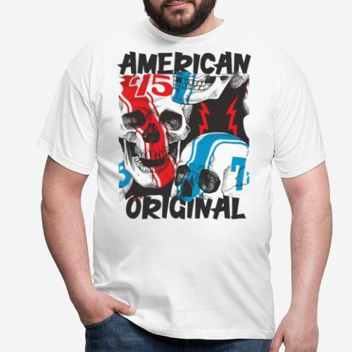 usa american original - Männer T-Shirt