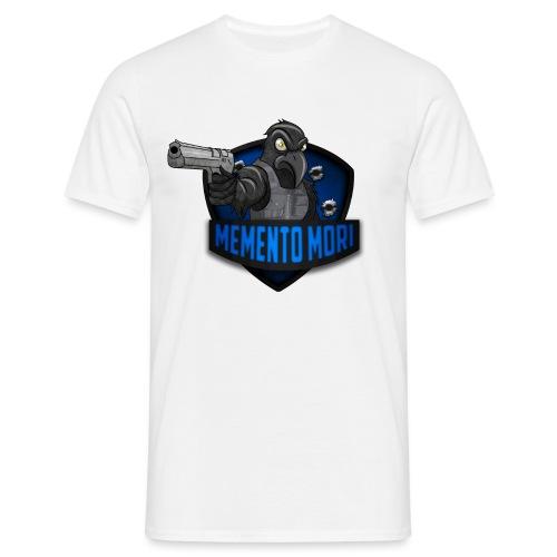 Memento Mori Logo - Männer T-Shirt