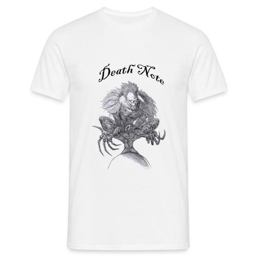 death note t-shirt - T-shirt Homme