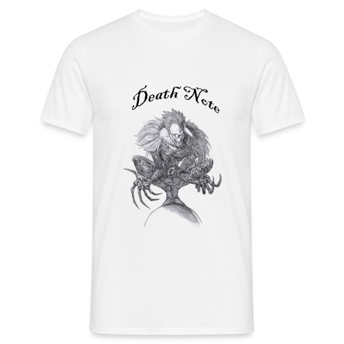 death note t-shirt - T-shirt Homme