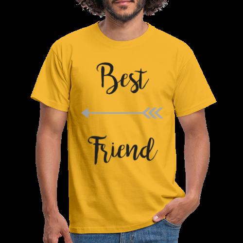 Best Friend - Männer T-Shirt