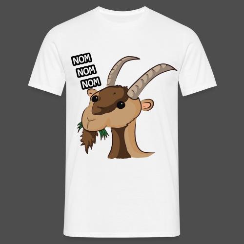Lo stambecco puccioso - Maglietta da uomo