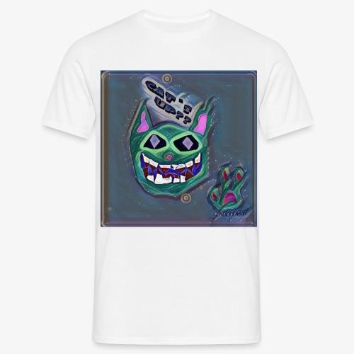 CAT´S UP? - Camiseta hombre