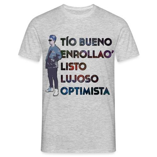 Camiseta Tello Cumple - Camiseta hombre