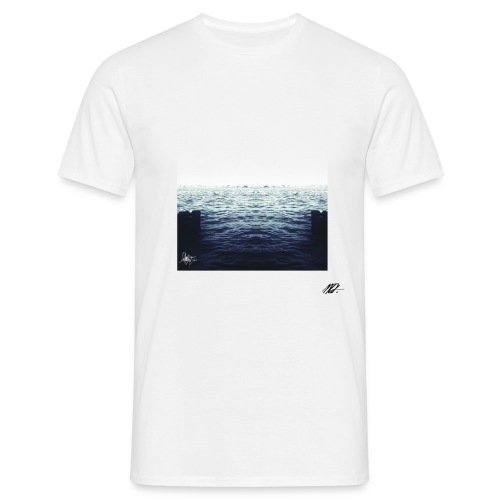 PUCON LAKE - T-shirt Homme