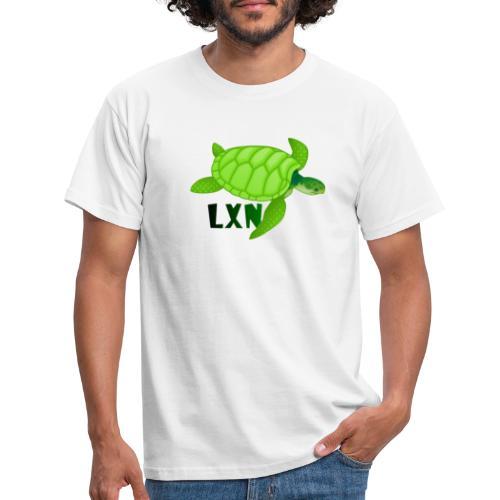 Schildkröte LXN - Männer T-Shirt