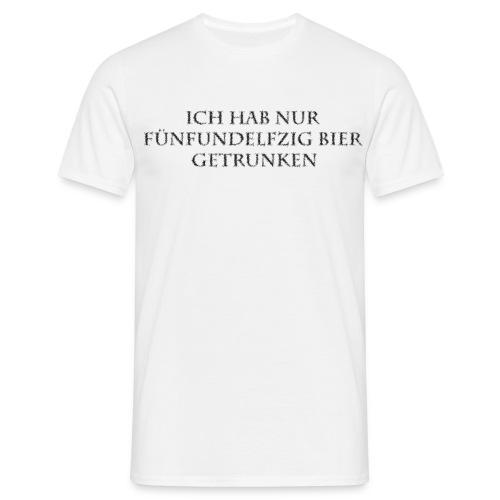 fuenfundelfzig - Männer T-Shirt