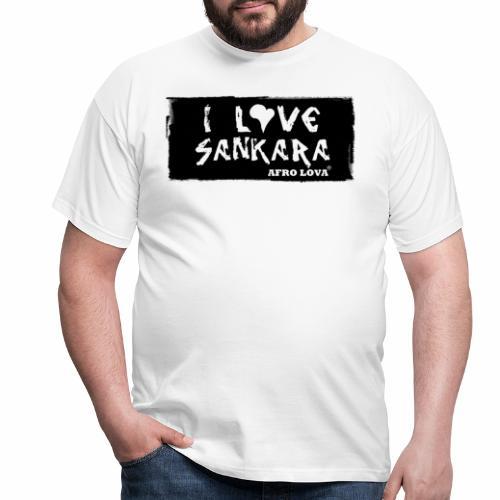 i love sank - T-shirt Homme