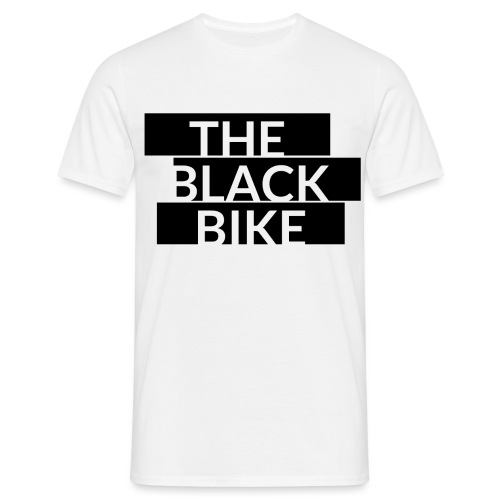 THE BLACK BIKE - T-shirt Homme