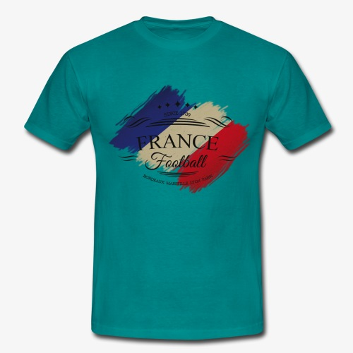 France Football - Männer T-Shirt