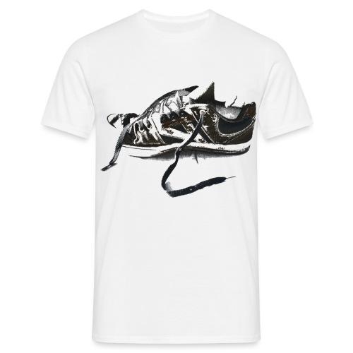 shoe (Saw) - Men's T-Shirt