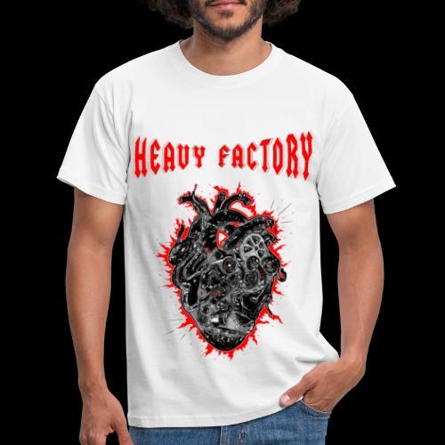 Meca-heart - T-shirt Homme