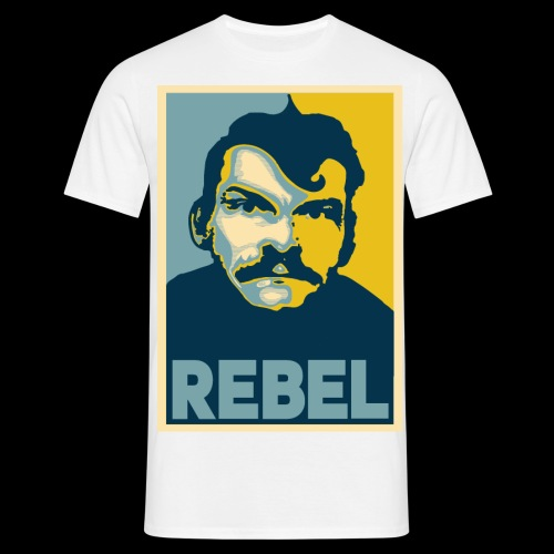 Rebel - T-shirt herr