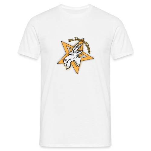 Ziegenkörper - Männer T-Shirt