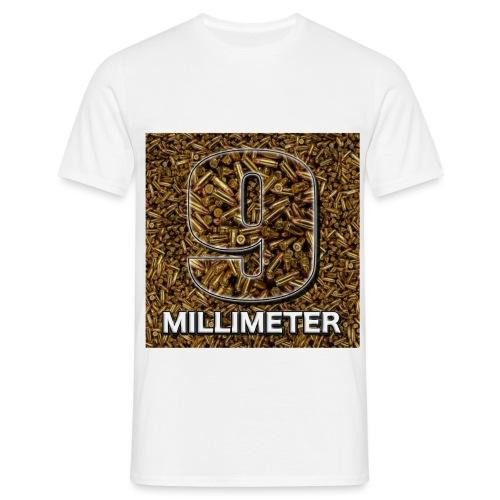 9Milli - Männer T-Shirt