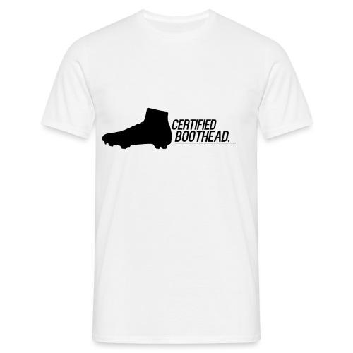 Certified Boothead - Men's T-Shirt