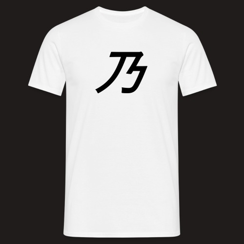 B Logo - Herre-T-shirt