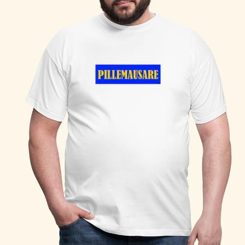pillemausare - T-shirt herr
