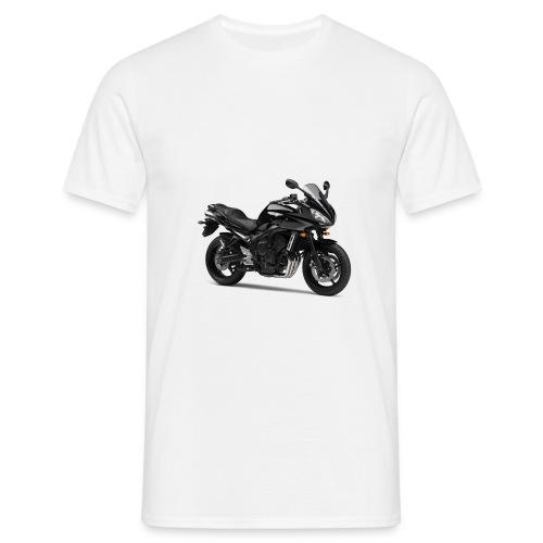 2007 fz6 fazer s2 black - Camiseta hombre