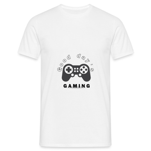 Good Day´s GAMING Merchendise - T-shirt herr