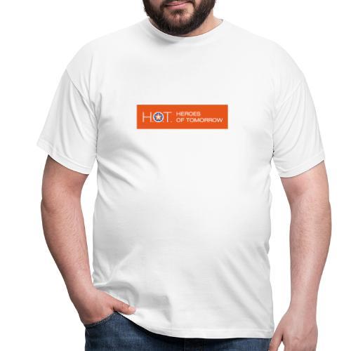 H.O.T. Logo - Männer T-Shirt