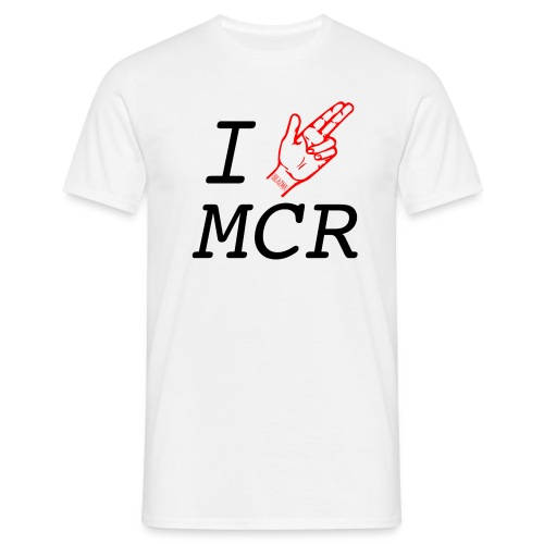 I Gunfinger MCR Black Red - Men's T-Shirt