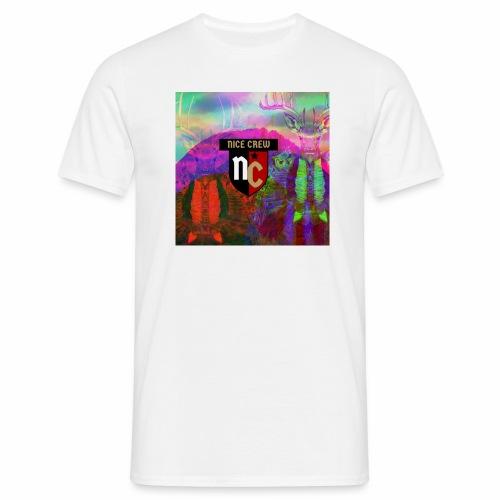 NICE CREW - Koszulka męska
