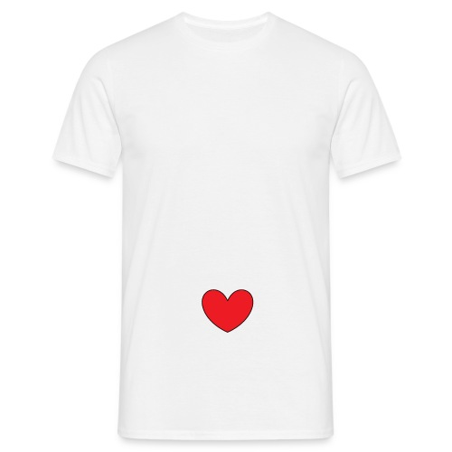 JenHeart - Men's T-Shirt
