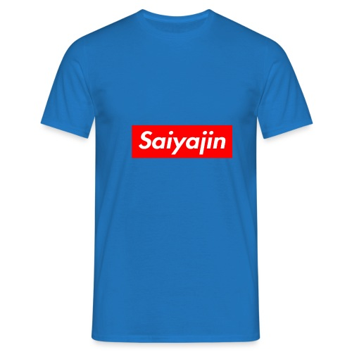 saiyajin - T-shirt Homme