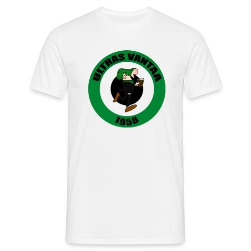 Ultras Vantaa Logo - Miesten t-paita