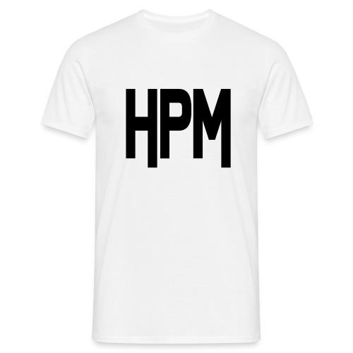 HPM LOGO - Herre-T-shirt