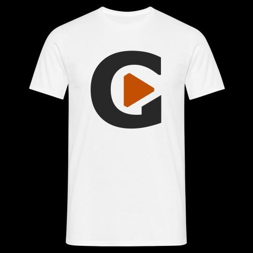 GVMP - Black - Männer T-Shirt