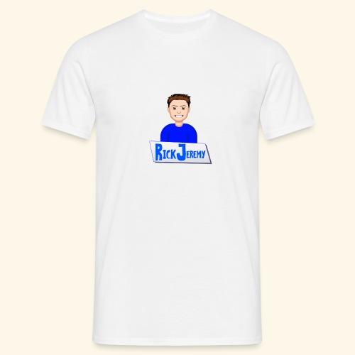 RickJeremymerchandise - Mannen T-shirt
