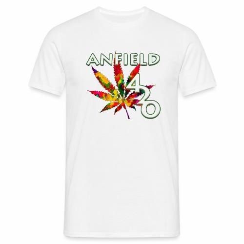 Anfield420 - Men's T-Shirt