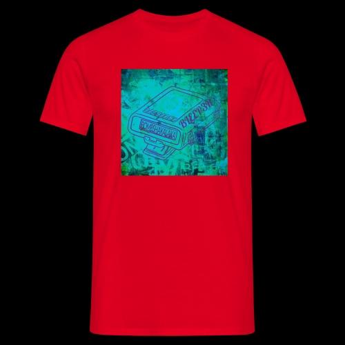 bleeper - Männer T-Shirt