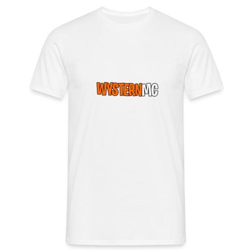 Wystern - T-skjorte for menn