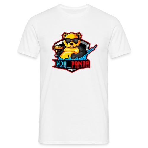 Pandas Loga - T-shirt herr