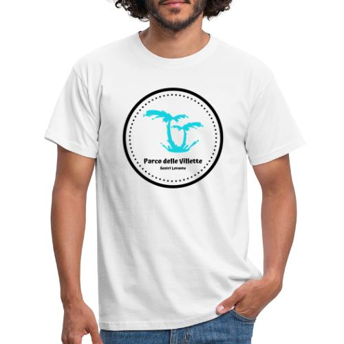LOGO PARCO DELLE VILLETTE - Maglietta da uomo