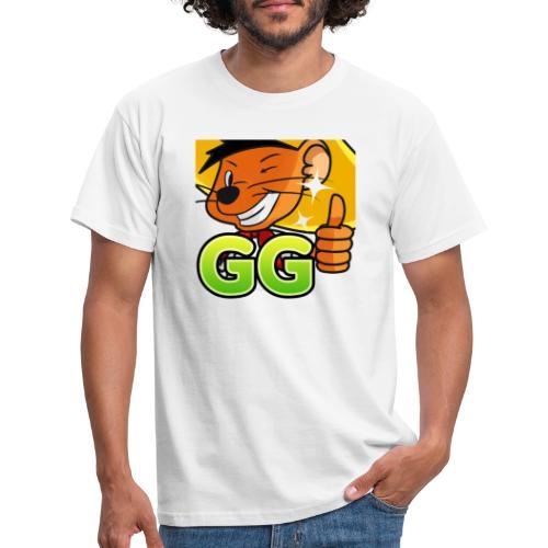 GG 2 copy - Herre-T-shirt