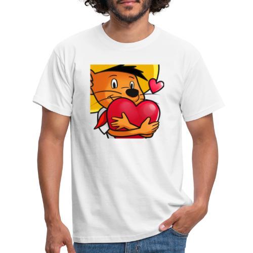 Love 3 copy - Herre-T-shirt